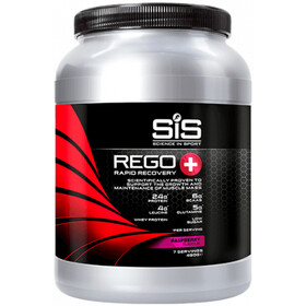 SiS Rego Rapid Recovery Plus Tub 490g, Raspberry
